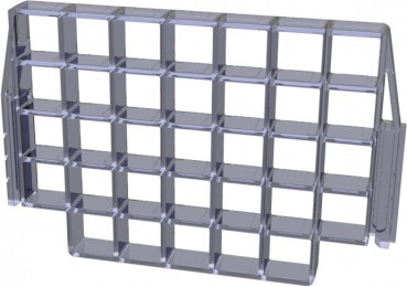 Grid Biopsie Einheit Höhenverstellbar: lateral (Packung enthält 5 Stück)