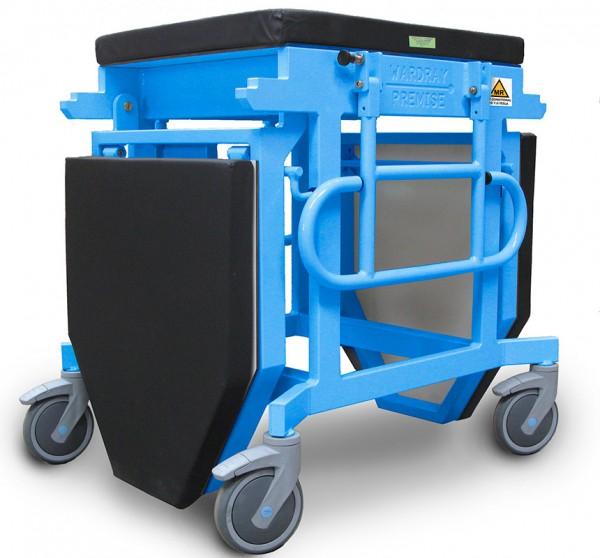 Cube Trolley, vielseitige MRT Liege