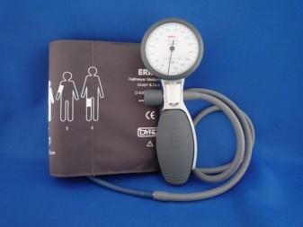 MRT tragbares Aneroid-Blutdruckmessgerät