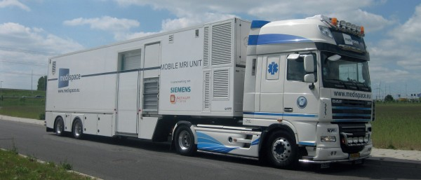 MRT Anhänger Siemens Avanto 1.5T