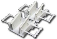 2 x CC-Fixierung für Invivo® OBC 4 Kanal Brustspule