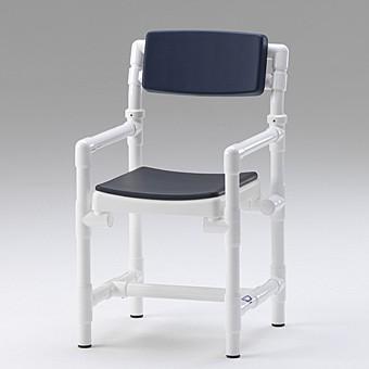MRT Stuhl mit Rücken- und Armlehne