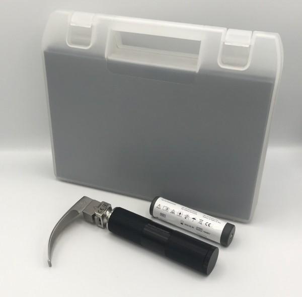 MRT Laryngoskop Griff + Batterie + Spatel MAC 2