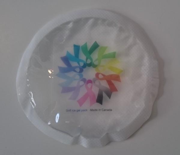 Brust-Kühlpad (rund)