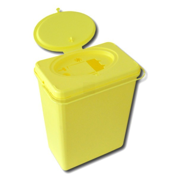 MRT Kanülenabwurfbehälter