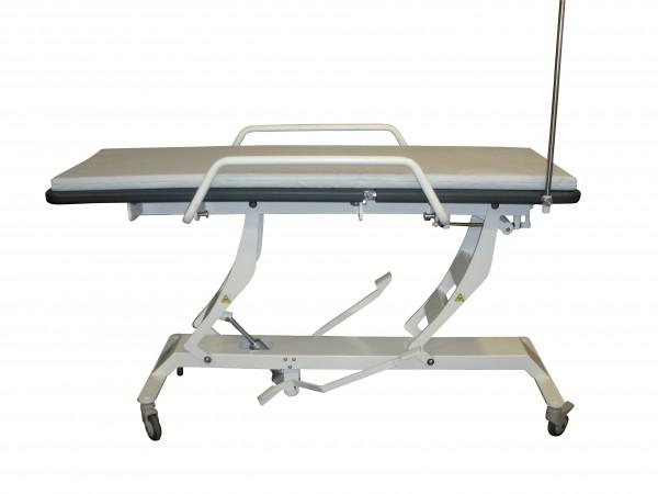 Antimagnetische höhenverstellbare MRT Liege
