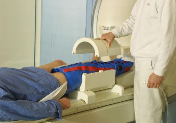 MRT Vakuum-Immobilisationsmatte für das Kniegelenk