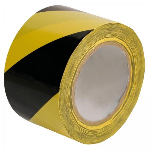 MRT Bodenmarkierungsband gelb/schwarz