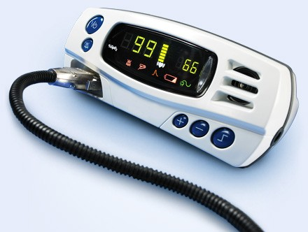 MRT Pulsoximeter