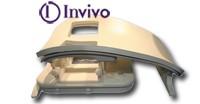 2 x CC-Fixierung für Invivo® BBC 7 Kanal Brustspule