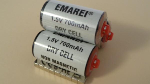MRT schwach-magnetische Batterie (1 Stück)