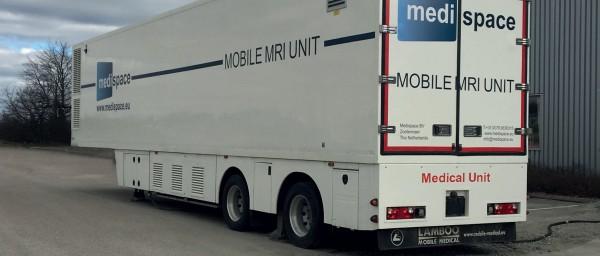 MRT Anhänger Siemens Symphony 1.5T